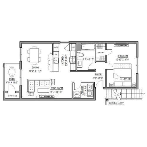 Innovo Living On Atlantic Apartments In